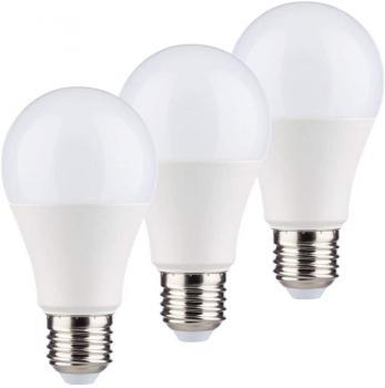 Müller Licht 41849 3x LED-Lampe Flicker-Free E27, 806lm, 11W, 2700K