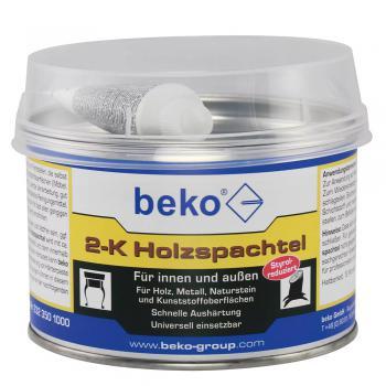 Beko 2323501000 2-K Holzspachtel 1 kg