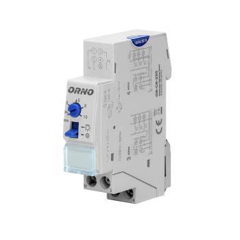 Orno OR-CR-230 Treppenhausautomat für Hutschiene max. 2300W